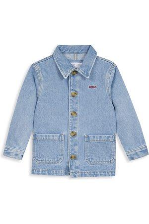 Maison Labiche Little Boy's & Boy's Amour Denim Button-Front Jacket