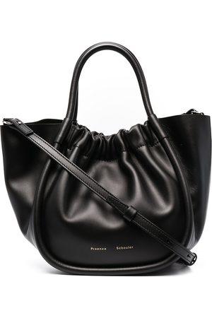 Proenza Schouler Women Handbags - Small ruched tote bag