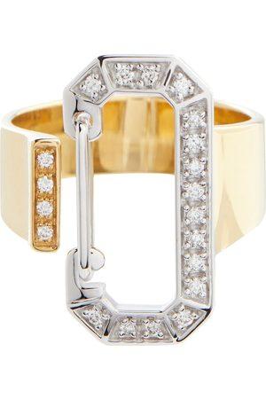 EÉRA Women Rings - 18kt ring with diamonds