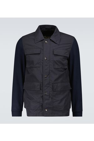 HERNO Tigri field jacket