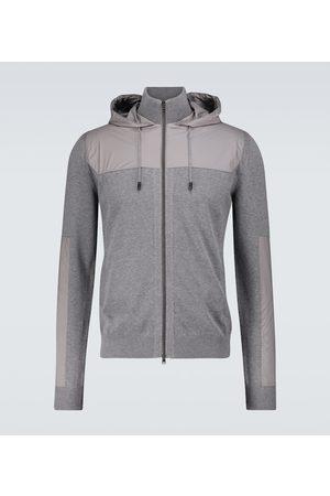 HERNO Men Bomber Jackets - Superlight cotton bomber jacket
