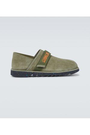 Loewe Men Slippers - Suede slippers