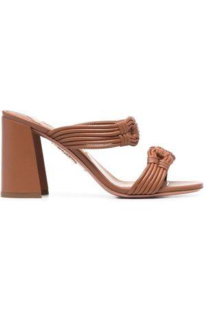 Aquazzura Noah sandals