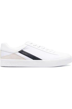 Calvin Klein Colour-block low-top sneakers