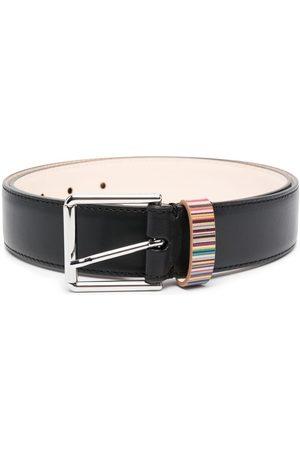 Paul Smith Men Belts - Stripe trim belt