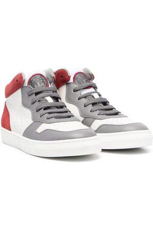 Brunello Cucinelli Colour-block sneakers