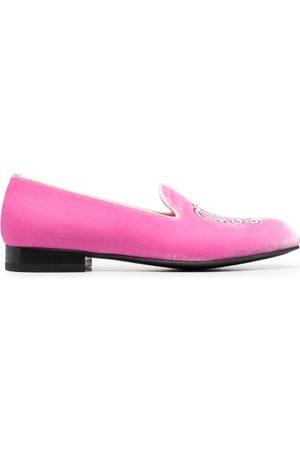 Scarosso Brian Atwood Nolita slippers