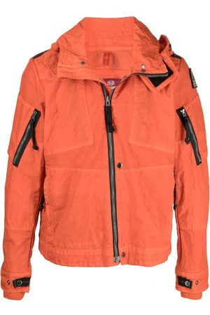 Parajumpers Detachable hood windbreaker