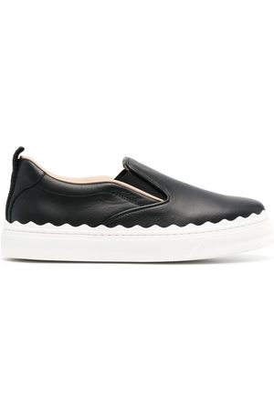 Chloé Lauren slip-on sneakers