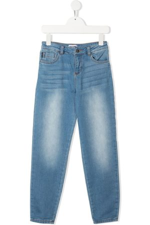 Moschino Boys Jeans - Faded-effect jeans