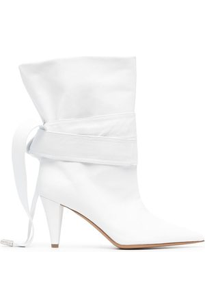 ALEXANDRE VAUTHIER Strapped ankle boots