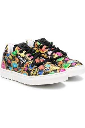 VERSACE Medusa Amplified lace-up sneakers