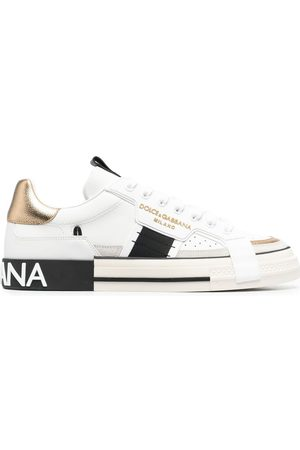 Dolce & Gabbana Custom 2.Zero low-top sneakers