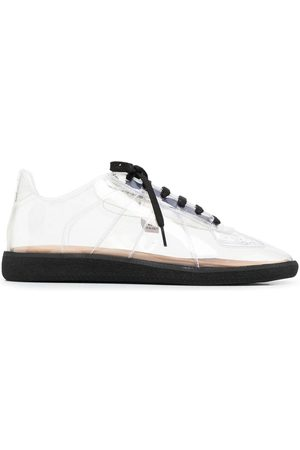 Maison Margiela Transparent low-top sneakers