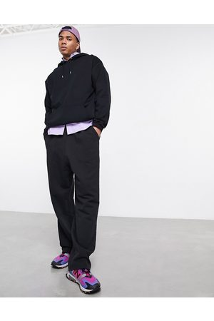 ASOS DESIGN Organic oversized tracksuit with hoodie & oversized joggers in