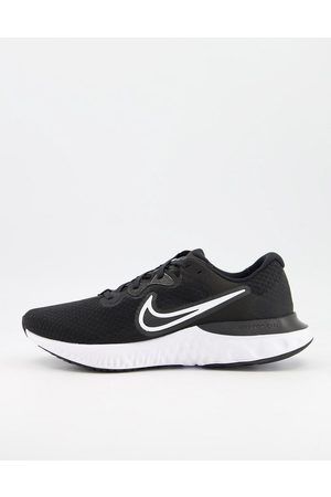 Nike Men Sneakers - Renew Run 2 trainers in and white