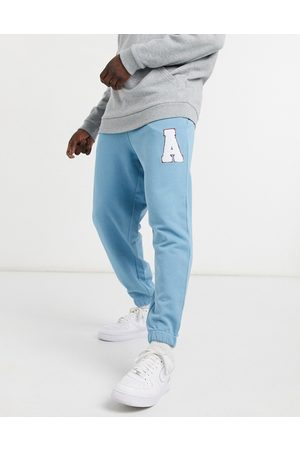 ASOS Co-ord relaxed jogger in with applique logo