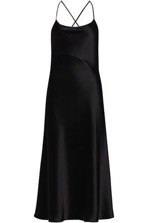 GALVAN Women Party Dresses - Serena Satin Dress