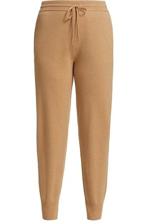 THEORY Slit Cashmere Joggers