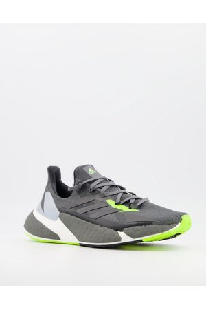 adidas Men Sportswear - Adidas Running X9000 L4 trainers in neon grey