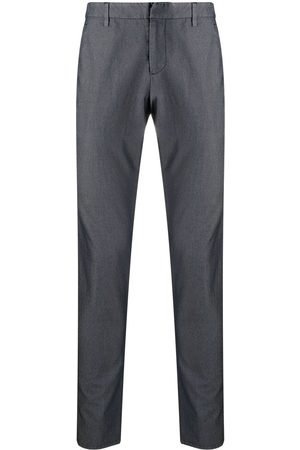 Dondup Men Chinos - Straight-leg cotton chinos