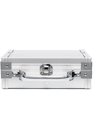 Comme des Garçons Women Tote Bags - Mini aluminium briefcase