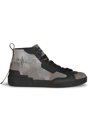 Dolce & Gabbana Portofino Light high-top sneakers
