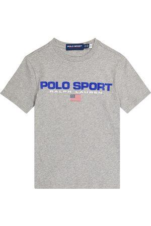 Ralph Lauren Logo cotton T-shirt