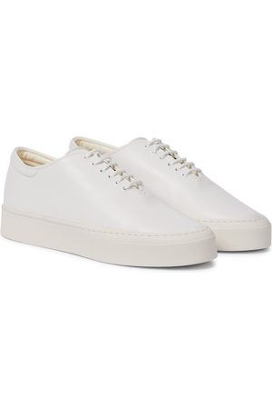 The Row Women Sneakers - Mary H leather sneakers