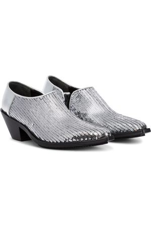 JUNYA WATANABE Sequined ankle boots