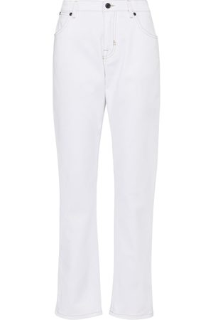 Tom Ford High-rise straight jeans
