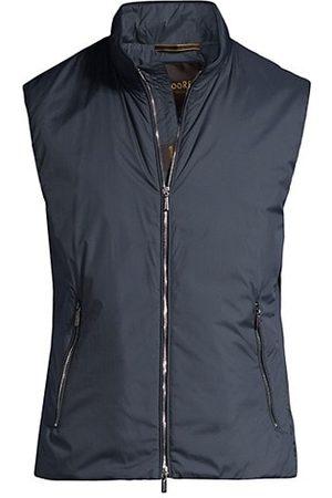 MOORER Men Camisoles - Lightweight Zip Vest
