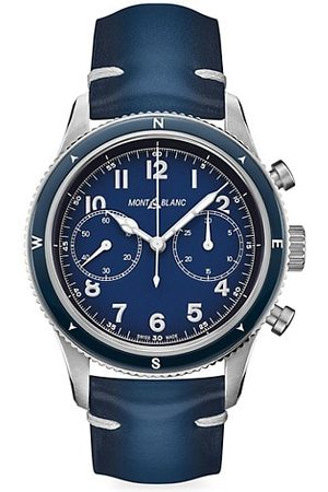 Mont Blanc 1858 1858 Automatic Chronograph Watch