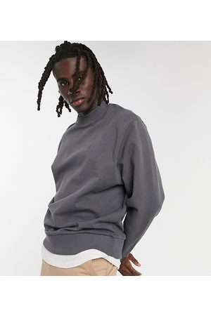COLLUSION Sweatshirt in charcoal
