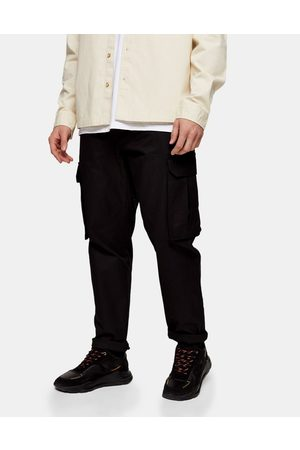 Topman Relaxed cargo trousers in