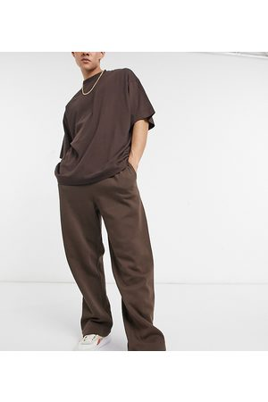 COLLUSION Relaxed high waisted joggers in co-ord