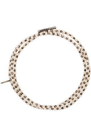 M. COHEN Sterling The Agora pearl bracelet