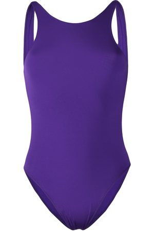 FORTE FORTE V-back swimsuit