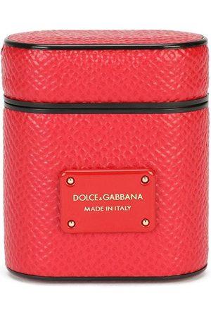 Dolce & Gabbana Logo plaque AirPods case