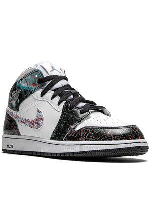Jordan Kids Air Jordan 1 Mid SE (GS) sneakers