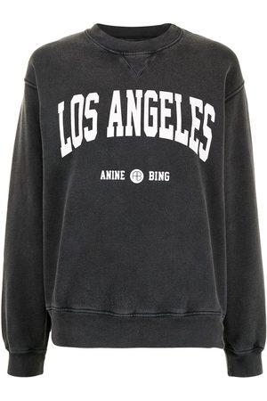 ANINE BING Ramona graphic-print sweatshirt
