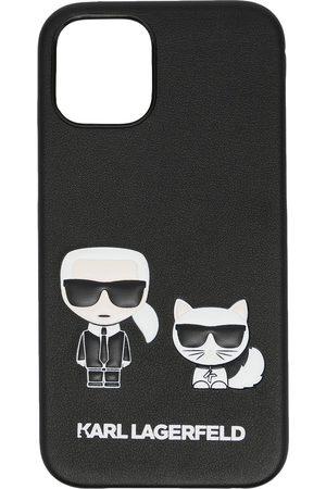 Karl Lagerfeld Karl Choupette iphone 12 case