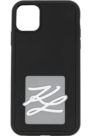 Karl Lagerfeld Karligraphy iPhone 11 case