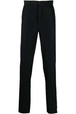 FORME D'EXPRESSION Slim-fit tailored trousers