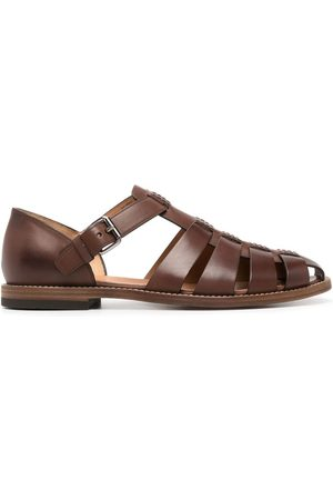 Church's Fisherman leather sandals