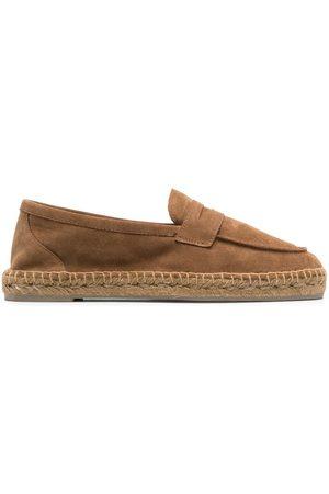Castaner Nacho penny loafer espadrilles