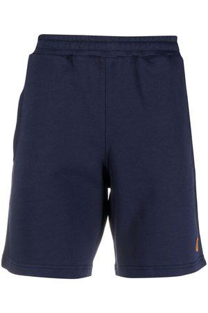 Kenzo Embroidered-logo track shorts