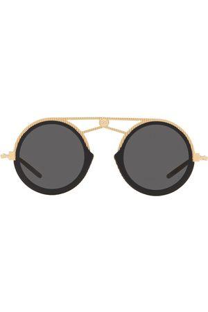 Dolce & Gabbana Men Sunglasses - Round-frame sunglasses