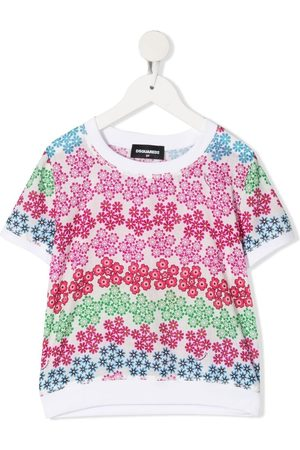 Dsquared2 Floral-print top
