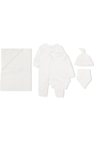 From Babies With Love First kisses organic baby gift set